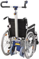 Producten hulp bij handicap euromove - Chaise electrique pour monter escalier ...